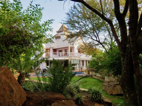 Luxury Victorian Style House for Sale in Mooikloof Equestrian Estate